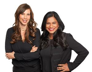 Jenifer Turner and Alice Chandrasekaran CoFounders at Digital Magenta